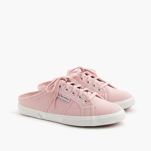 NWT Superga 2288 Sneaker Mule Pink